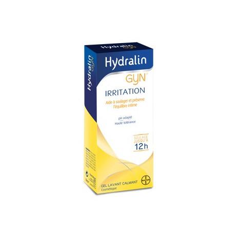 HYDRALIN Gyn irritations soin lavant