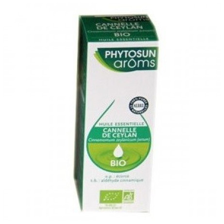 PHYTOSUN AROMS Cannelle ceylan BIO 5ml