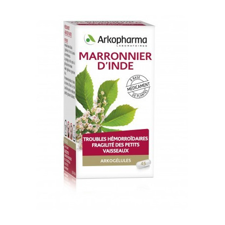 ARKOPHARMA Marronnier d'Inde