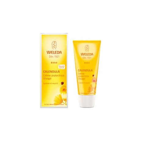 WELEDA crème protectrice visage 50ml