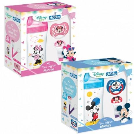 DODIE Disney coffret Mickey ou Minnie