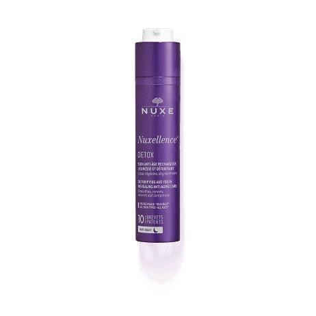 NUXE Détox soin anit-âge rechargeur jeunesse et détoxifiant nuit 50ml