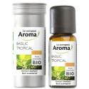 LE COMPTOIR AROMA Bio basilic tropical 10ml