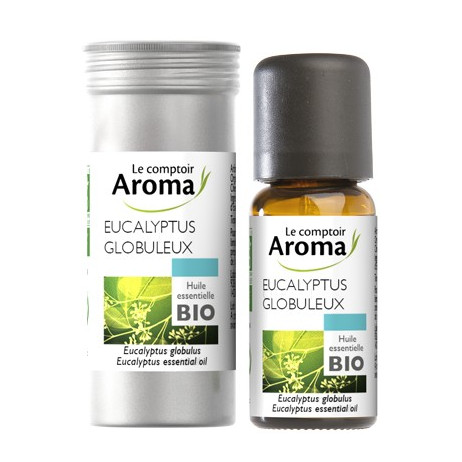 LE COMPTOIR AROMA Bio eucalyptus globuleux 10ml
