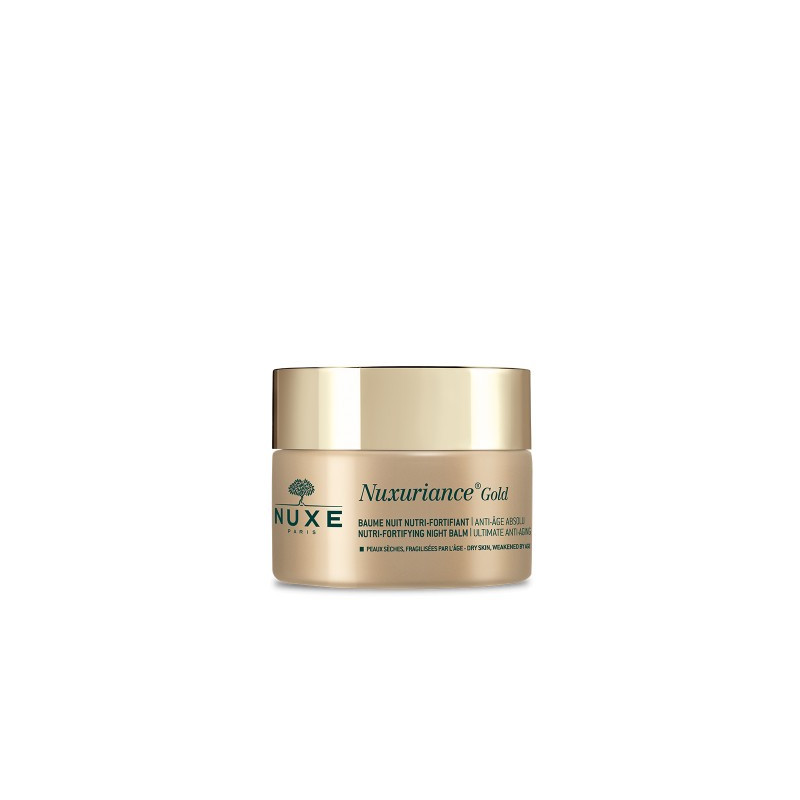 NUXE Nuxuriance gold baume nuit nutri-fortifiant anti age- absolu 50ml