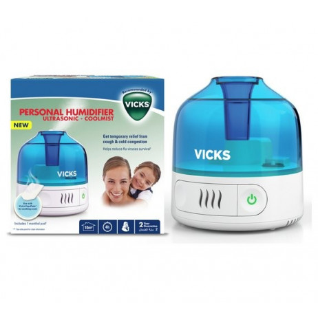 VICKS personal humidifier ultrason cool mist