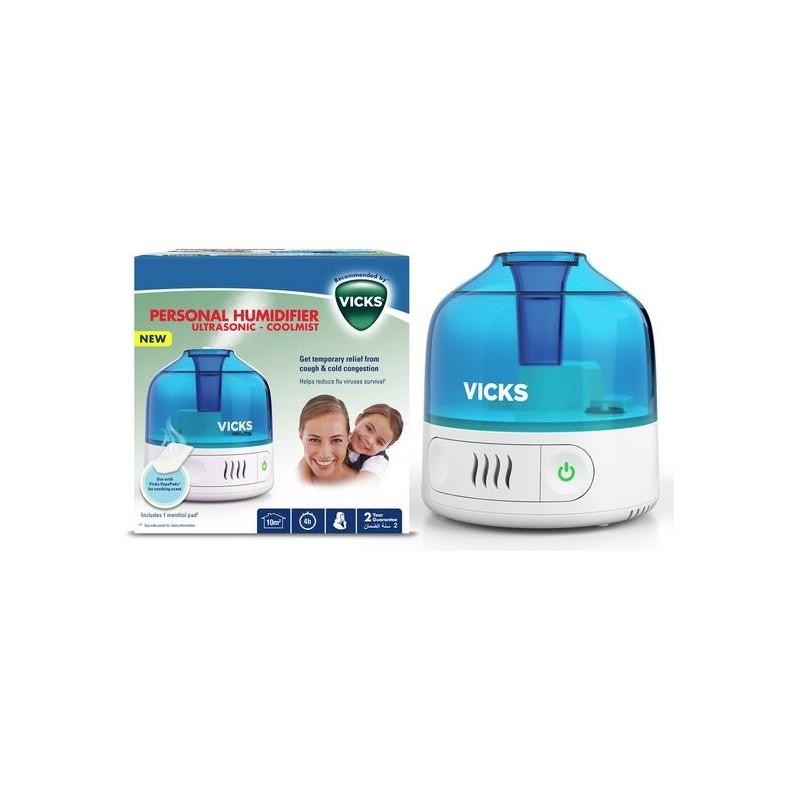 VICKS personal humidifier ultrason cool mist
