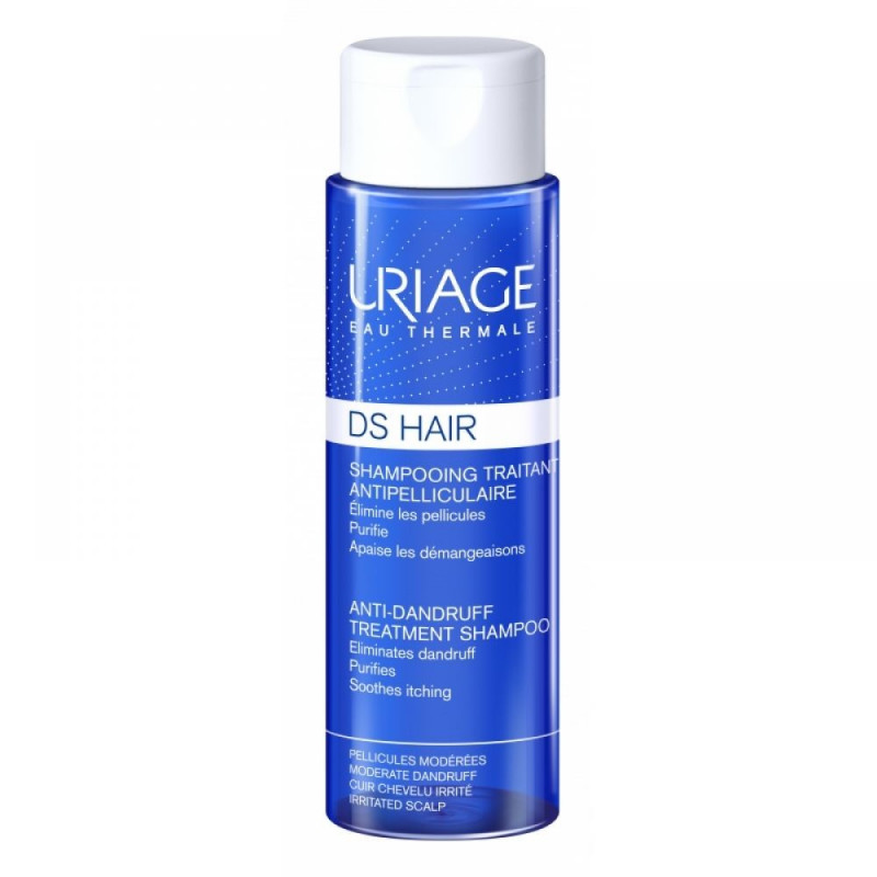 URIAGE ds hair shampoing traitant antipelliculaire 200ml