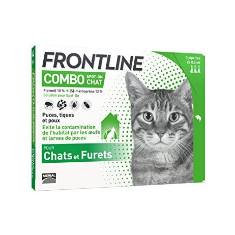 FRONTLINE Combo spot-on chat
