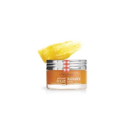 L'OCCITANE Exfoliant éclat au pomelo de Corse texture confiture 75ml