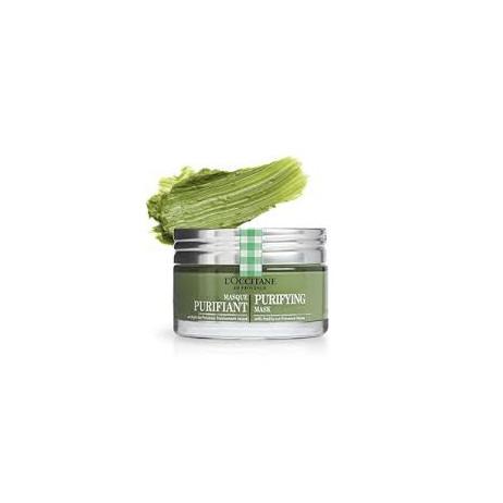L'OCCITANE Masque purifiant au thym de Provence texture purée 75ml