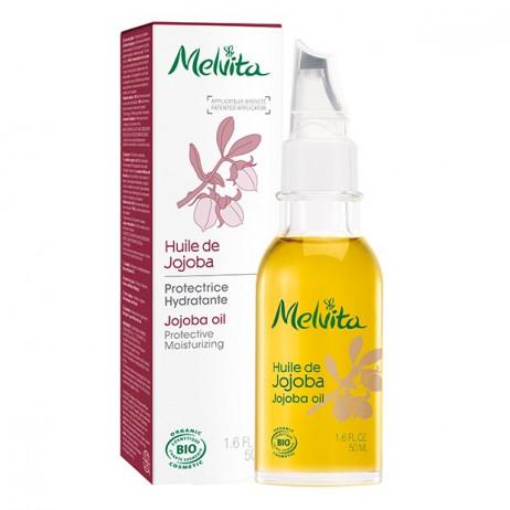 MELVITA Huile de jojoba protectrice 50 ml