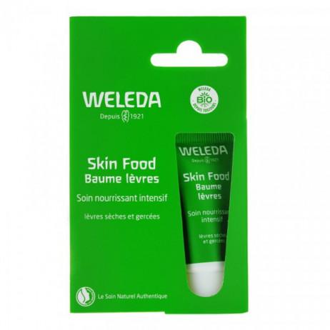 WELEDA Skin food baume lèvres soin nourrissan intensif 8ml