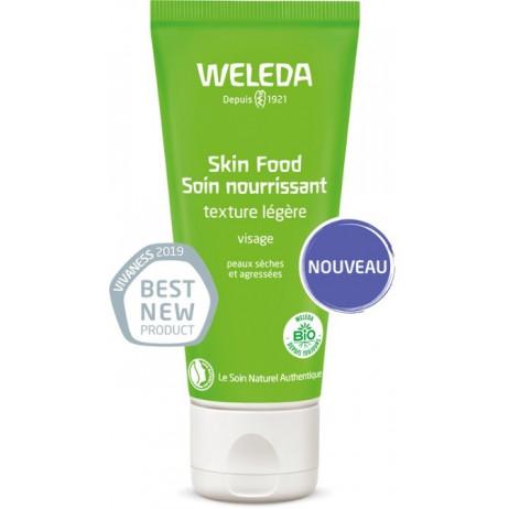 WELEDA Skin Food soin nourrissant texture légère 30ml