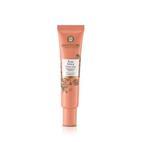 SANOFLORE Rosa Fresca crème riche 40ml
