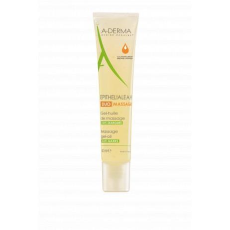 A-DERMA Epitheliale A.H Duo massage gel-huile de massage 40ml