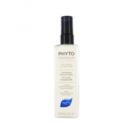 PHYTO Progenium Tout type de cheveux Lait démêlant 150 ml