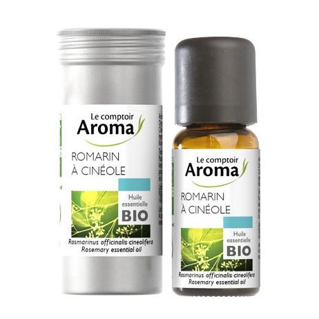 LE COMPTOIR AROMA Bio Romarin à cinéole 10ml