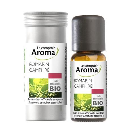 LE COMPTOIR AROMA Bio Romarin camphré 10ml