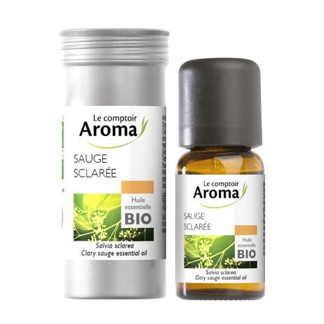 LE COMPTOIR AROMA Bio Sauge sclarée 5ml