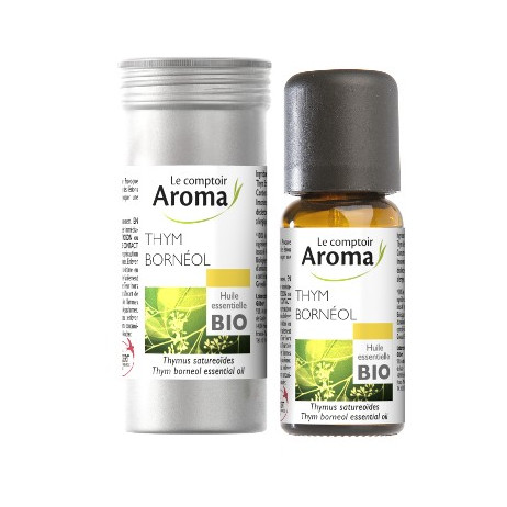 LE COMPTOIR AROMA Bio Thym bornéol 10ml