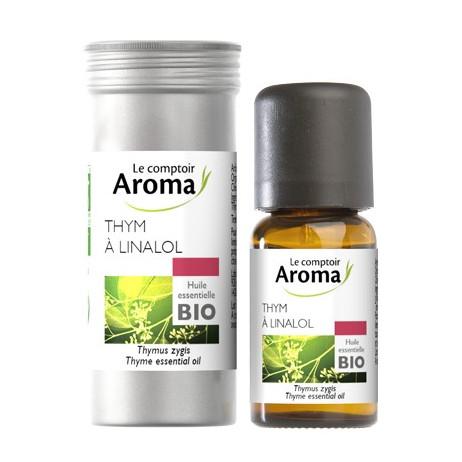 LE COMPTOIR AROMA Bio Thym à linalol 5ml