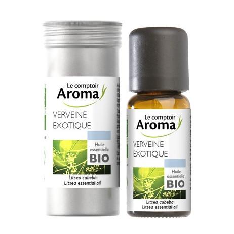 LE COMPTOIR AROMA Bio Verveine exotique 10ml