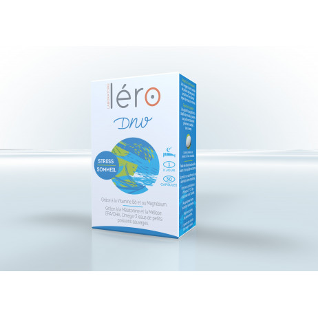 LERO Dnv stress sommeil x30 capsules