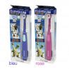 ELGYDIUM Power Kids brosse à dents électrique +4 ans