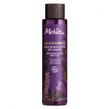 MELVITA Relaxessence huile de bain délassante 140ml