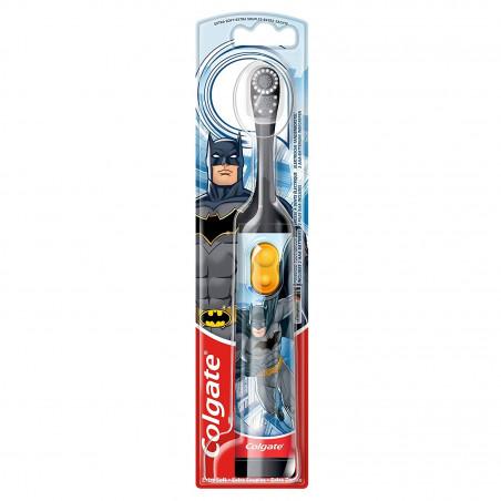 COLGATE Brosse à dents électrique Batman