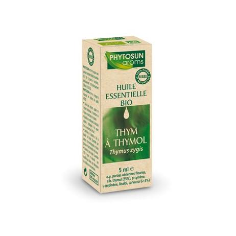 PHYTOSUN AROMS Thym à thymol BIO 5ml