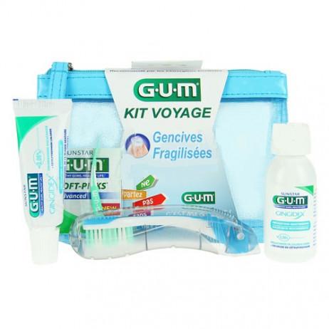 G.U.M Kit voyage gencives...