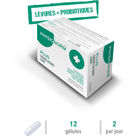 PHYSIONORM Plus x12 gélules