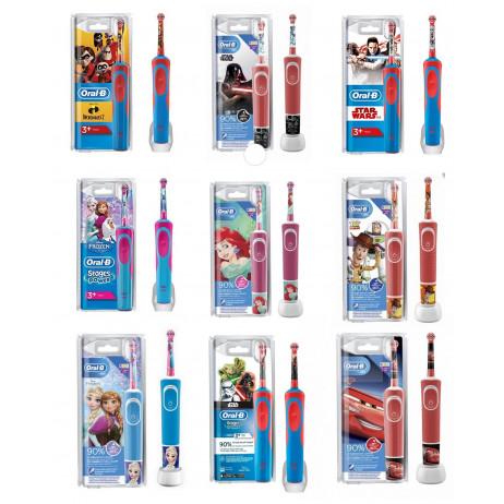ORAL B Stages power enfants brosse à dents électrique