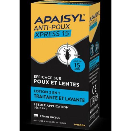 APAISYL Anti-poux Xpress...