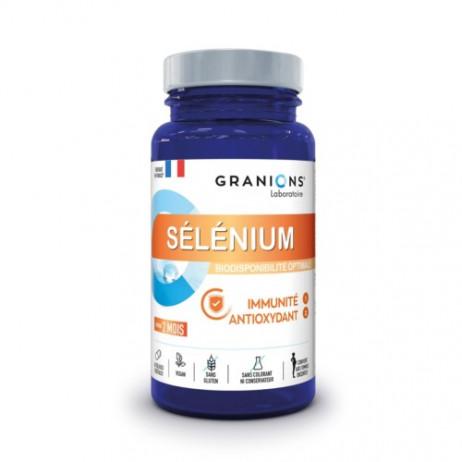 GRANIONS Sélénium x60 gélules