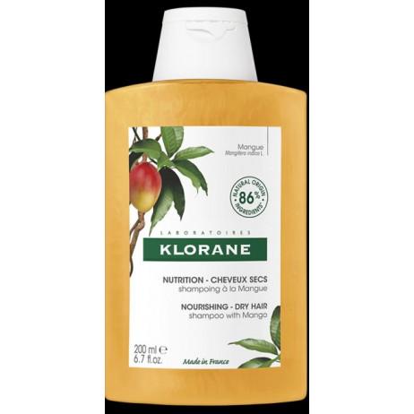 KLORANE Mangue shampooing