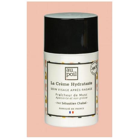 AU POIL crème hydratante 50ml