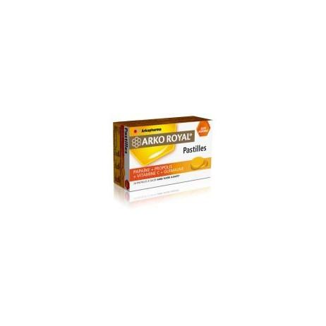 ARKOPHARMA Activox 24 pastilles adoucissantes pour la gorge