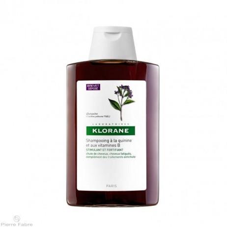 KLORANE shampooing à la quinine 400ml