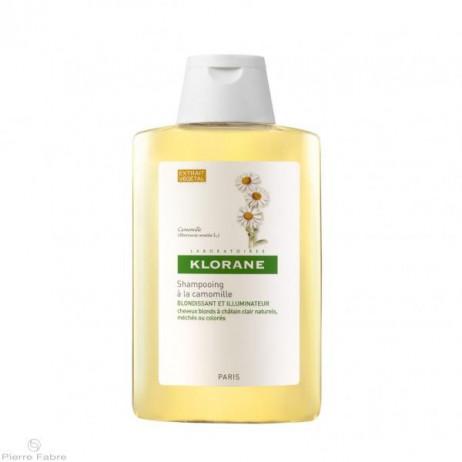 KLORANE shampooing à la camomille