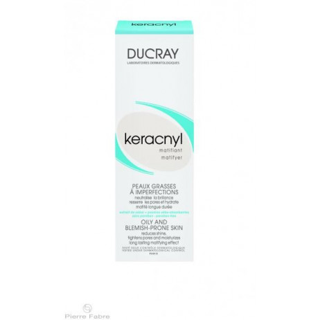 DUCRAY Keracnyl matifiant 30ml