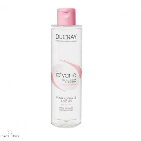 DUCRAY Ictyane eau micellaire hydratante 200ml