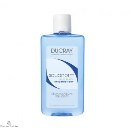 DUCRAY Squanorm lotion antipelliculaire au zinc 200ml