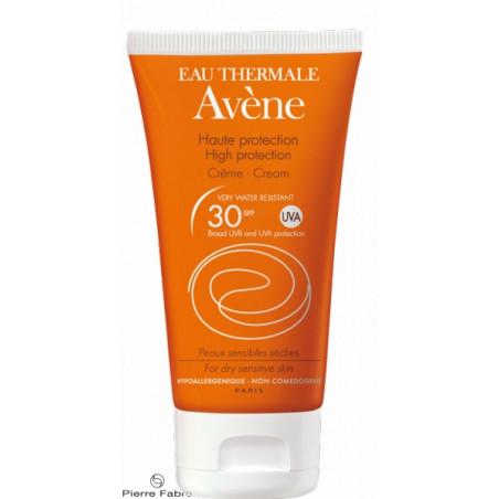 AVENE Haute protection SPF30 crème 50ml