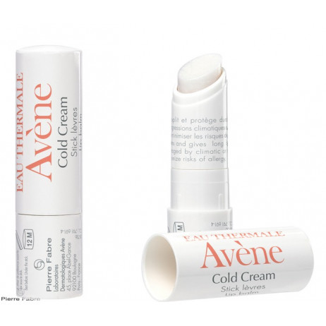 AVENE Cold cream stick lèvres 4g