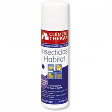 CLEMENT THEKAN insecticide habitat spray 200ml