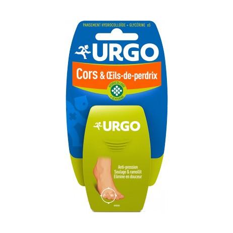URGO Cors et oeils-de-predrix 5 pansements