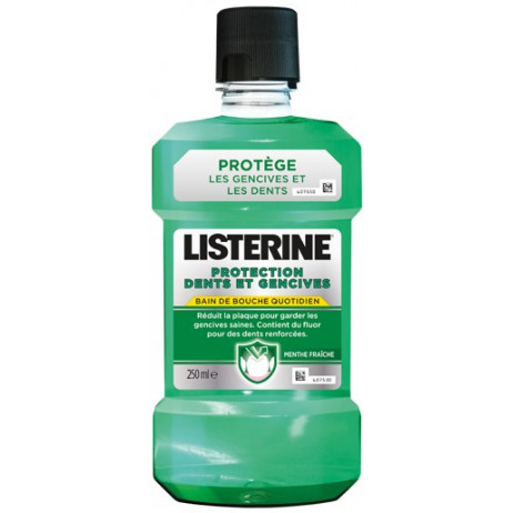 LISTERINE Protection dents et gencives